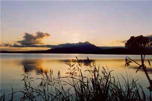Озеро Тунайча