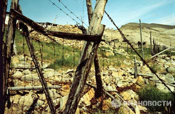 Лагерь Бутугычаг - один из самых страшных лагерей Колымы
