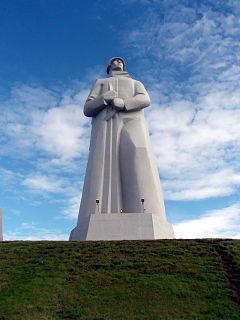Мемориал «Защитникам Советского Заполярья в годы Великой Отечественной войны»(«Алёша»)