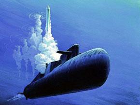 Атомные ракетные подводные лодки